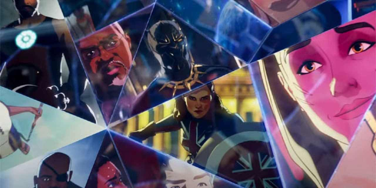 WHAT IF…?: 2nd Trailer and Official poster for Marvel Studios' Animated Series Reveals Infinite Easter Eggs