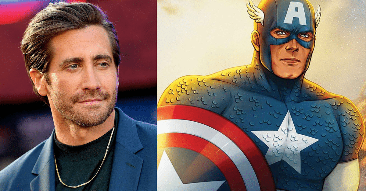 Cap At 10: Concept Art For Captain America: The First Avenger Featured Jake Gyllenhaal As The Titular Hero