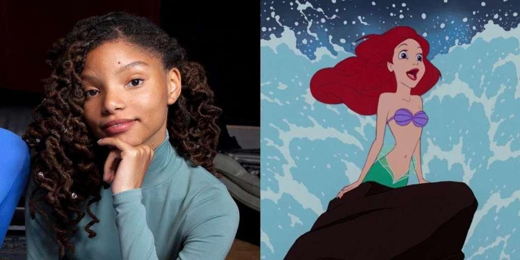 The Little Mermaid Halle Bailey Ariel