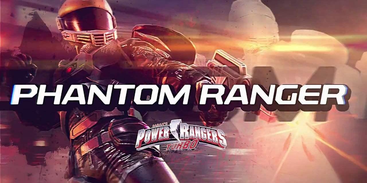 Power Rangers: The Legacy of The Phantom Ranger