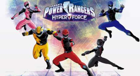 power rangers hyperforce - day of destiny