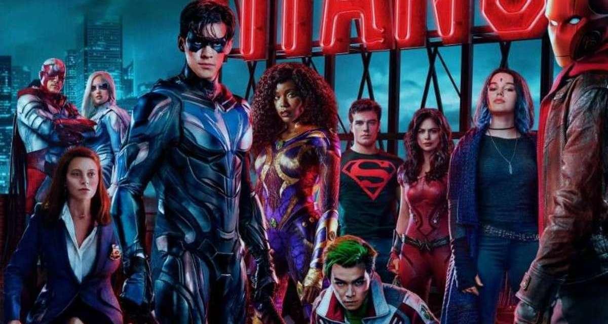 Titans Season 3 Trailer Takes The Iconic Team To The Dark Streets Of Gotham