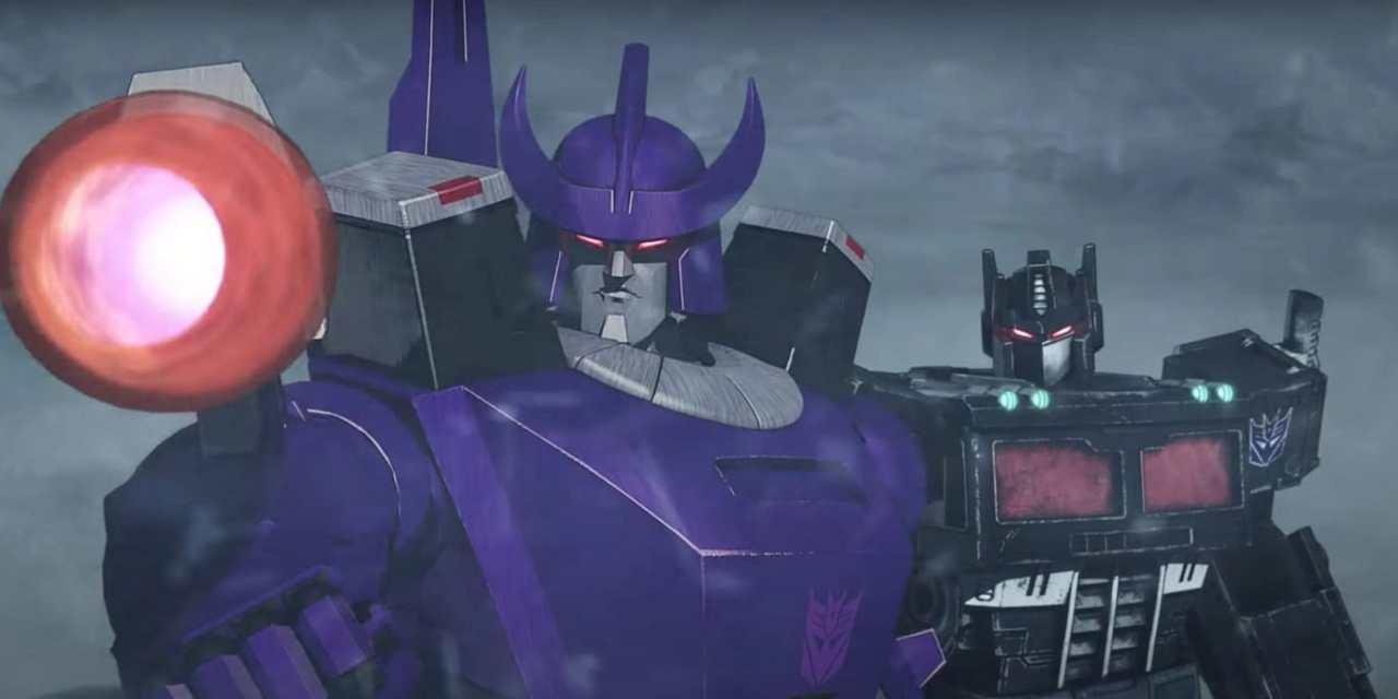 Transformers: War For Cybertron: Kingdom Trailer: The Final Battle Begins