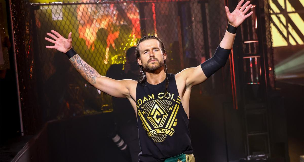 Adam Cole Is Soon To Be A Free Agent After Parting From WWE