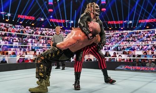 WWE Bray Wyatt/The Fiend