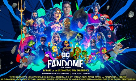 DC Fandome: Check Out The Mind-Blowing New 2021 DC Lineup Reveal And Poster