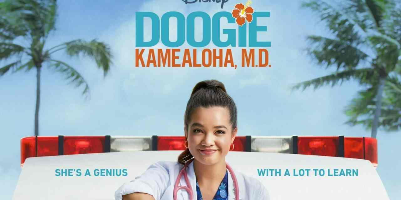 Doogie Kamealoha M.D. Releases 1st Heartwarming Trailer For The New Disney+ Series
