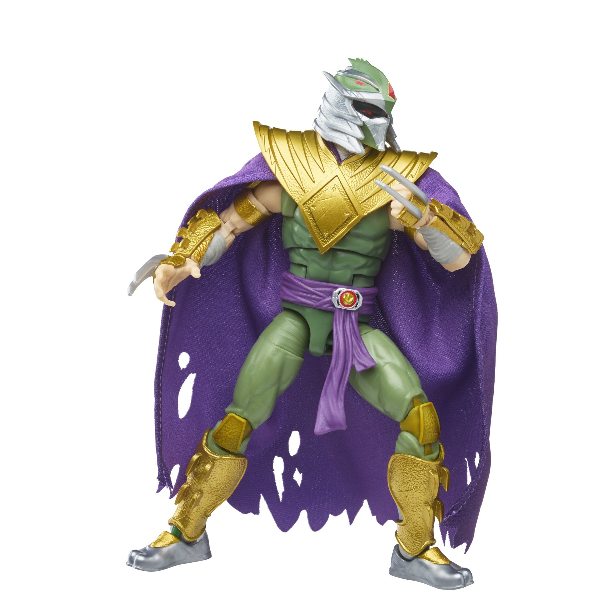 Lightning Collection: Hasbro Gives Details On The Incredible TMNT X Power Rangers Figures - The Illuminerdi