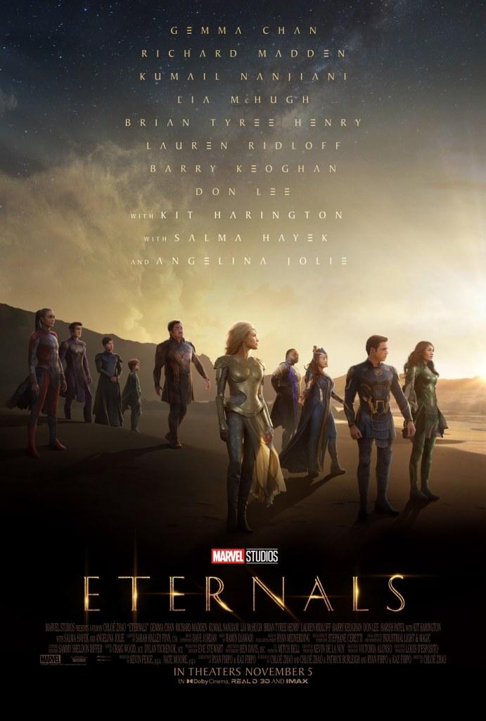 Eternals makkari