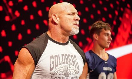 Goldberg Confirms He Is Down To 2 More Matches On His Latest Contract