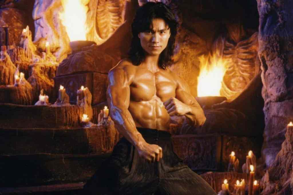 Ludi Lin Mortal Kombat