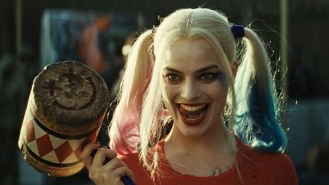 Margot Robbie Harley Quinn james gunn