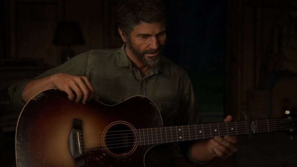 The Last of Us Troy Baker