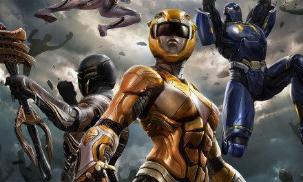 Project Nomad, The Canceled Power Rangers Game Pitch, Shows Off Its Concept Art