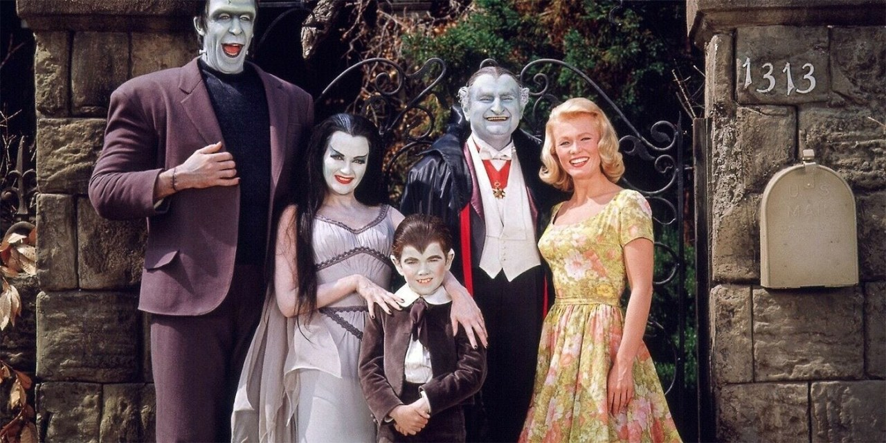 Rob Zombie Shares Fun New Behind-The-Scenes Look At The Munsters