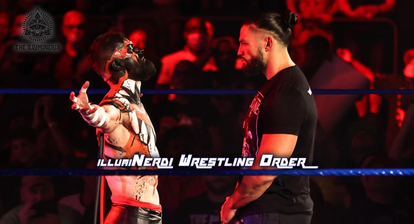 WATCH: #1 Show Illuminerdi Wrestling Order Break Down This Weeks Brands
