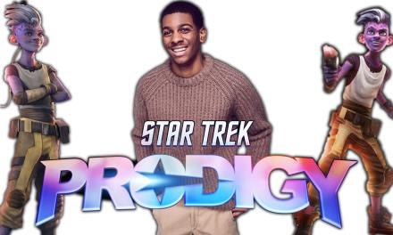 Star Trek Prodigy's Brett Gray On Prepping To Be Captain