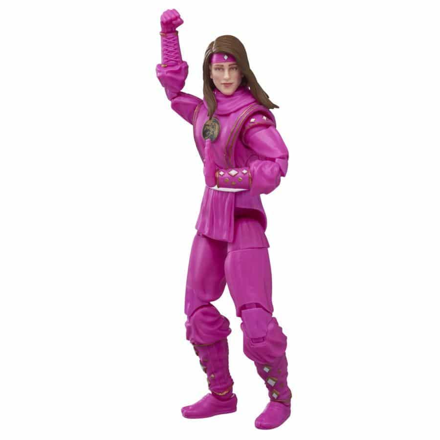 Hasbro Reveals New Ninja Ranger Lightning Collection Figures - The Illuminerdi