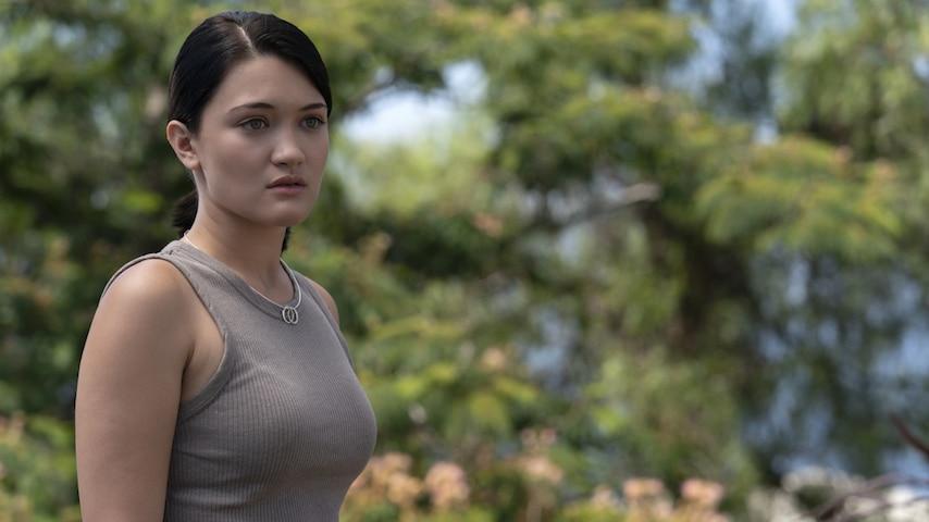 Isa Briones in Picard Season 1