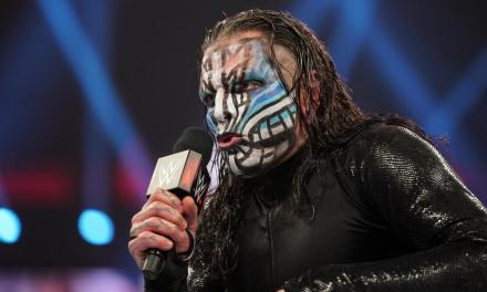 Jeff Hardy Trending After Being Involved In 24/7 Championship Match