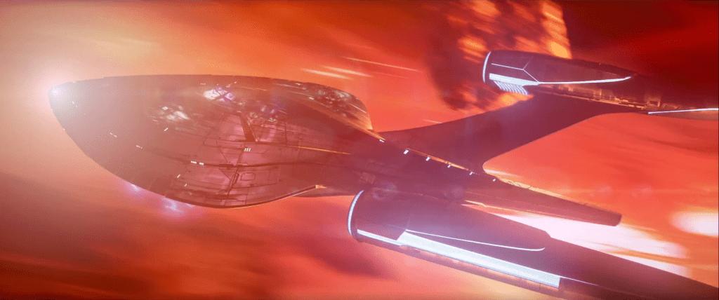 The Protostar - Star Trek: Prodigy