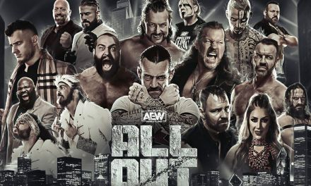 AEW and How 'All Out' is Changing The Landscape Of Wrestling