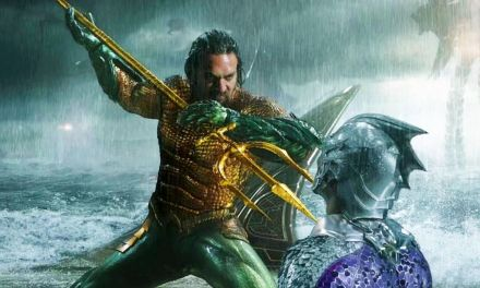 Aquaman and the Lost Kingdom Director Shares 1st Look at Jason Momoa and Patrick Wilson's New Costumes