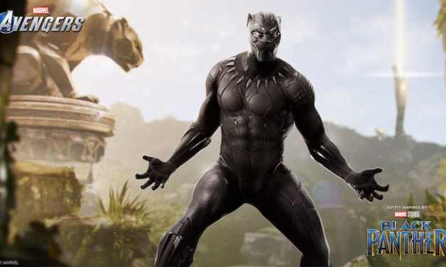 Marvel's Avengers Game Adds Black Panther's Legendary MCU Outfit And New Debut Trailer