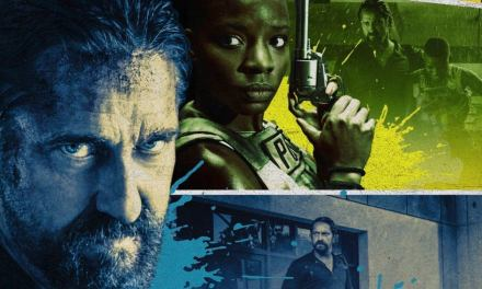 CopShop Movie Review: Dark Comic Thriller Conserves Ammo Until the Explosive End