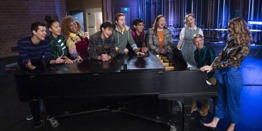 high school musical - cast