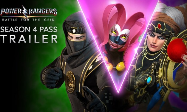 nWay Unveils Power Rangers: Battle For The Grid Season 4 Details and Trailer