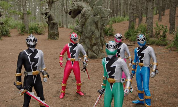 Power Rangers Dino Fury To Finally Premiere on UK TV Via Pop