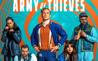 Army of Thieves Movie Review: Humorous Heist Film Delivers Solid Fun