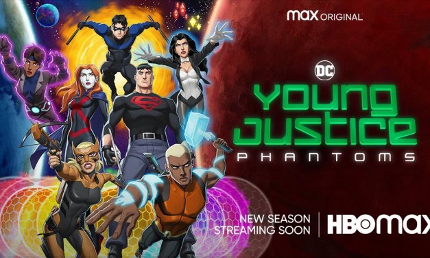 Incredible 1st Trailer For Young Justice: Phantoms Revealed At DC FanDome