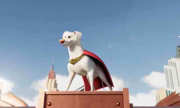 1st Trailer For LEAGUE OF SUPER-PETS Reunites The Rock And Kevin Hart In A Lovable DC Adventure