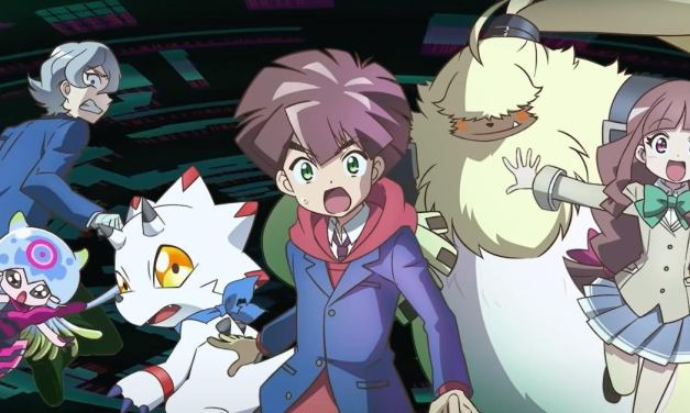 Digimon Ghost Game to be Simulcast on Crunchyroll