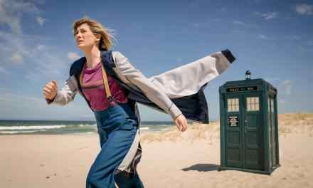 Doctor Who: Flux Star Jodie Whittaker Wraps Production And Shines In Celebratory Post