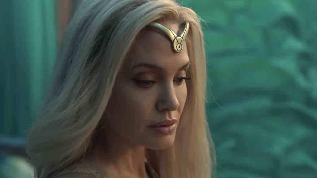 Marvel's Eternals Thena Angelina Jolie