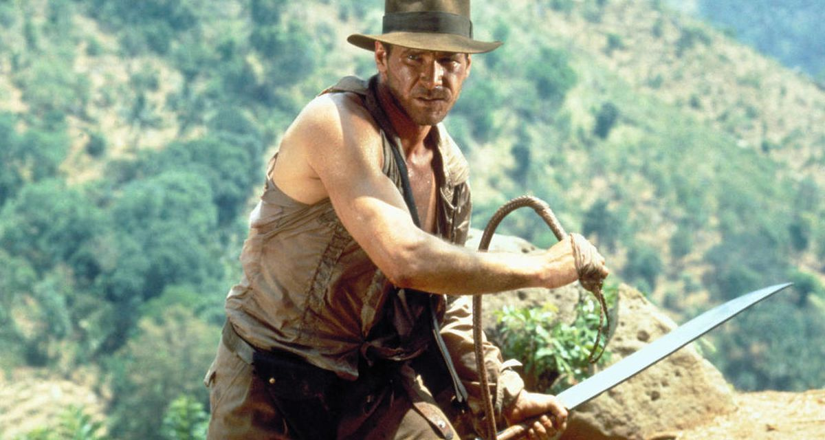 Get Your First Look at Harrison Ford and Mads Mikkelsen on the Set of Indiana Jones 5