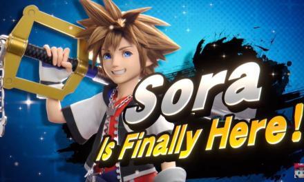 Sora Is Finally Here: Super Smash Bros. Ultimate Final DLC Fighter Released