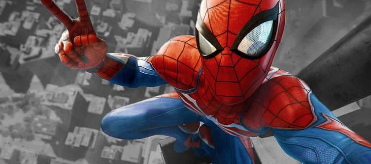 spider-man 2 ps4