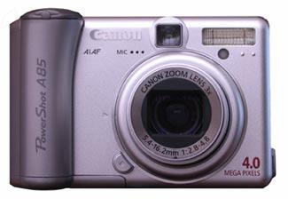 Canon PowerShot A85