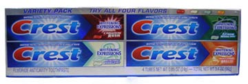 Crest Variety Pack