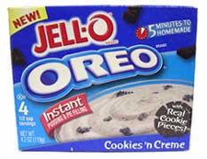 Jell-O Oreo