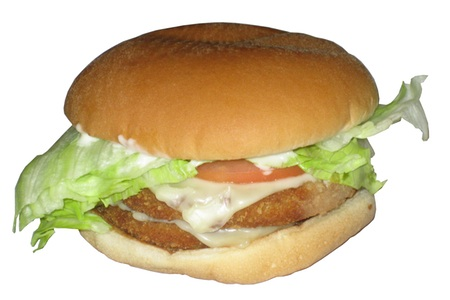 REVIEW Jack In The Box Really Big Chicken Sandwich