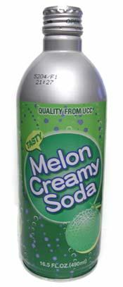 Melon Creamy Soda