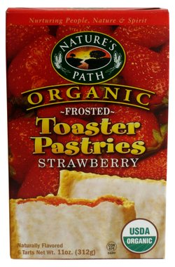 ... Path Organic Frosted Strawberry Toaster Pastries - The Impulsive Buy