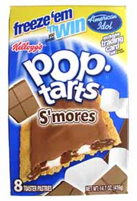 Smores Pop Tarts