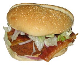 BK Tendercrisp Bacon Cheddar Ranch