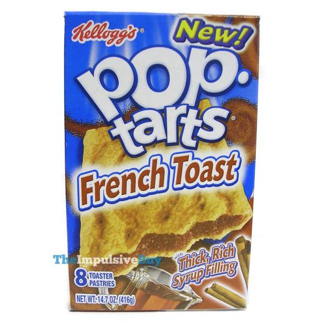 Kellogg's French Toast Pop-Tarts